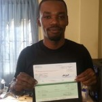 My first Amazon Associates Cheque for U.S. $197.74