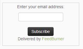 WordPress Feedburner