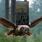 Best Network Monitor Gadget