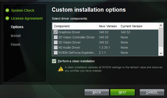 Computer shows No Signal after installing Nvidia Drivers Fix