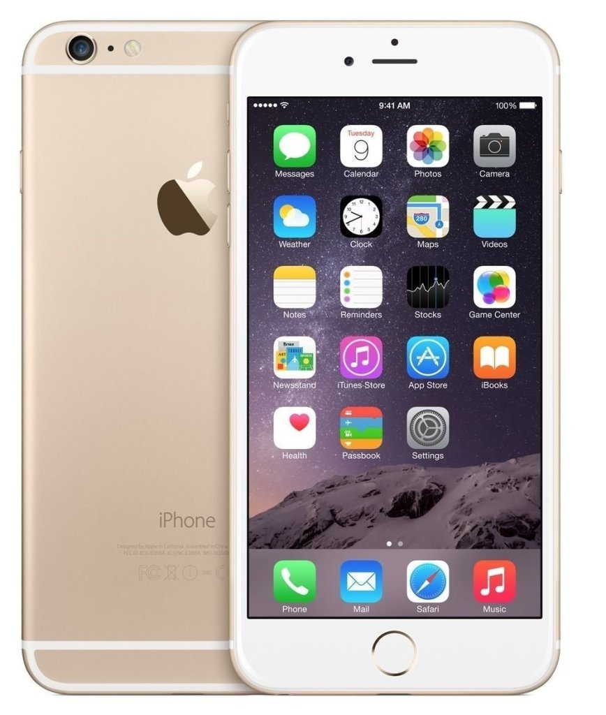 iPhone 6 and iPhone 6 Plus official specs