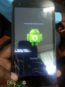 my android phone is stuck on boot screen