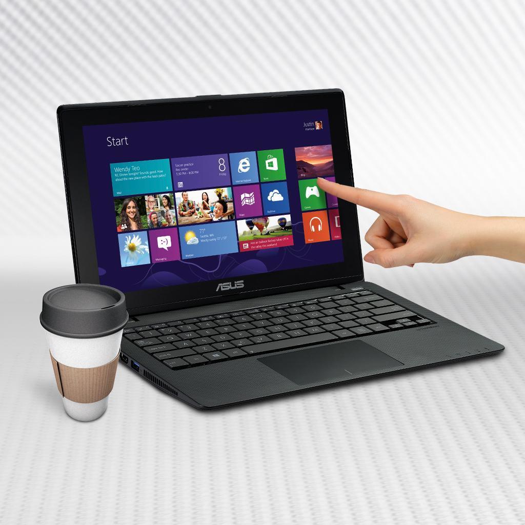 cheap touch screen laptops