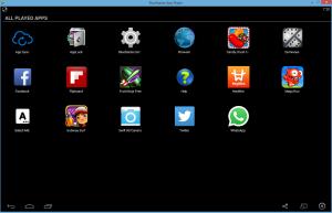android app on windows
