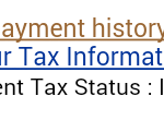 Amazon Associates Current Tax status: Incomplete Fix