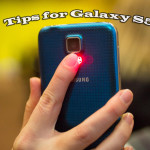 Tips for Galaxy S5 Users