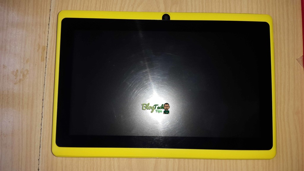 Chinese Tablet firmware