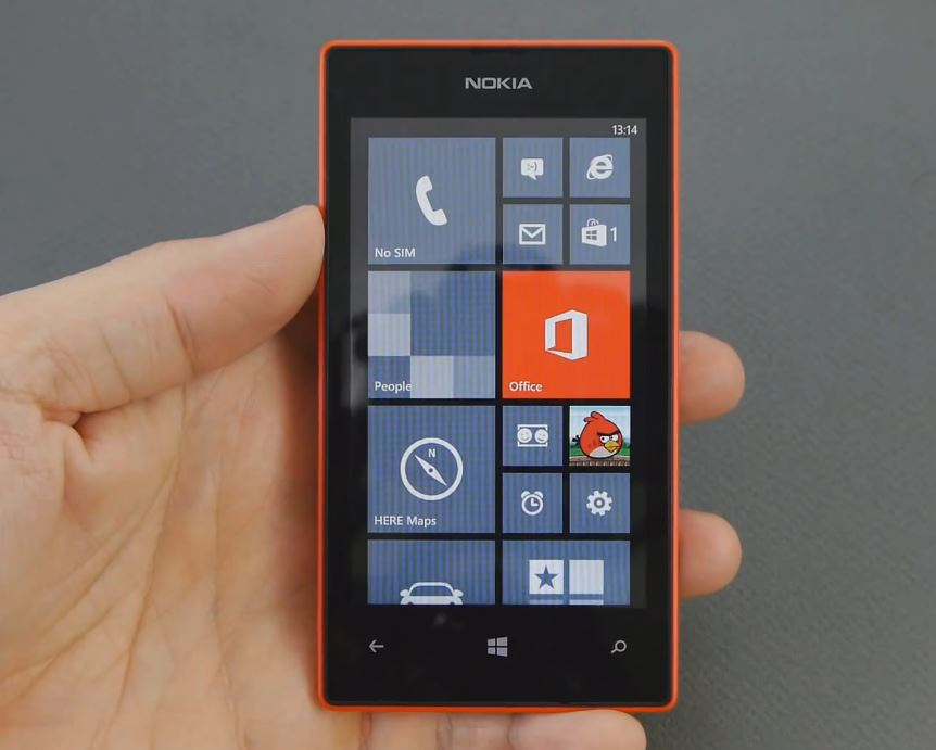 Nokia Lumia 520 GoPhone