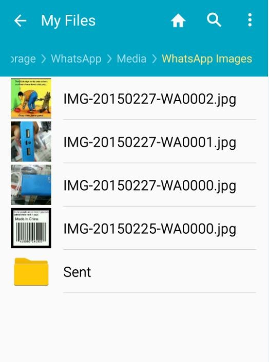 The Ultimate WhatsApp tricks: Secret Folders - BlogTechTips
