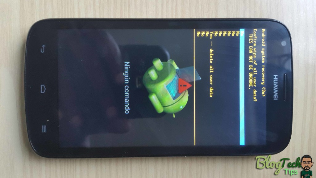 Huawei Android Phone