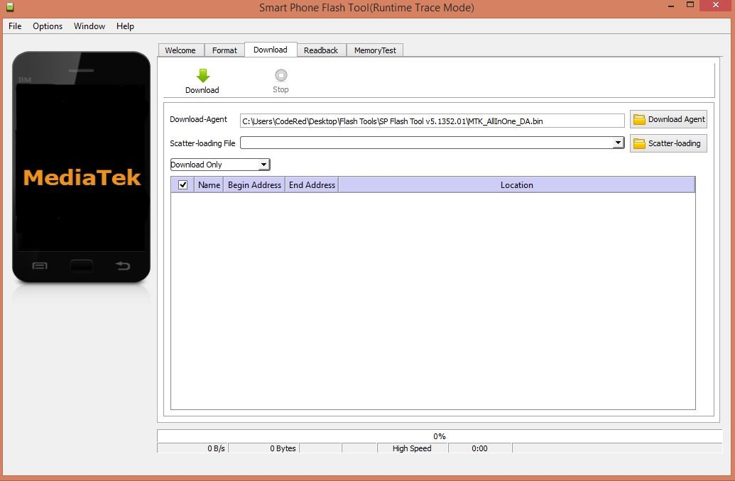How to flash any phone using smartphone flash tool
