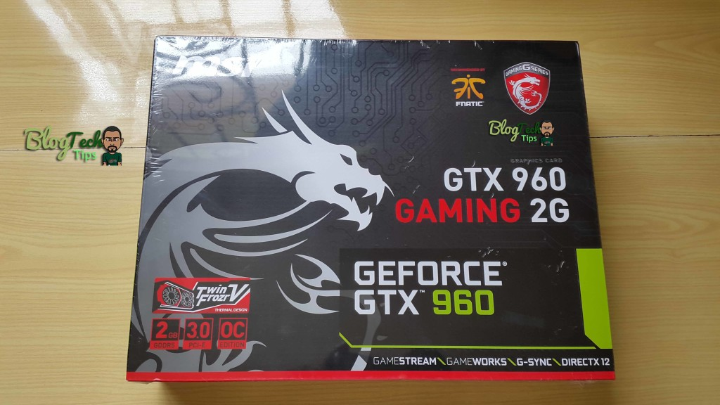 MSI GTX 960 Review