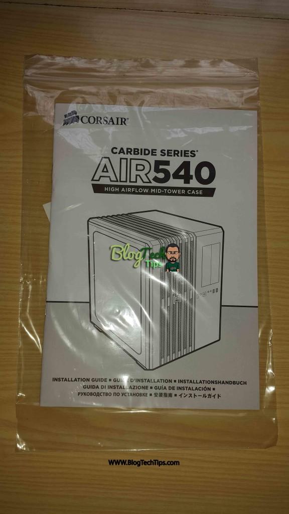 Corsair Carbide Air 540