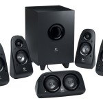 The Logitech surround sound speakers Z506 Review