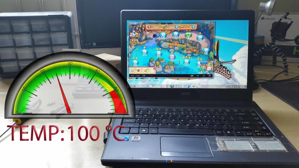 fix overheating laptop