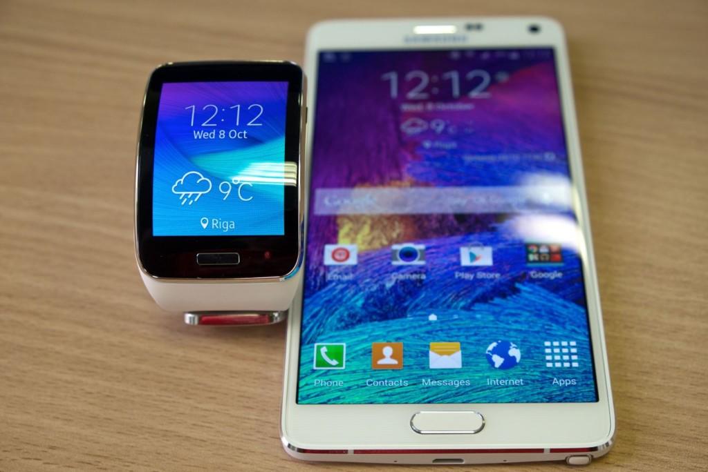 Gear S Smartwatch