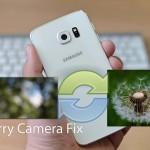 Samsung Galaxy Blurry Camera and slow Autofocus fix