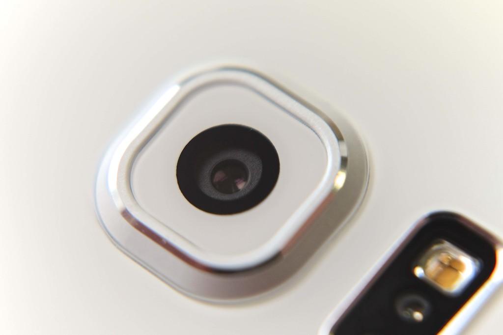 Samsung Galaxy Blurry Camera