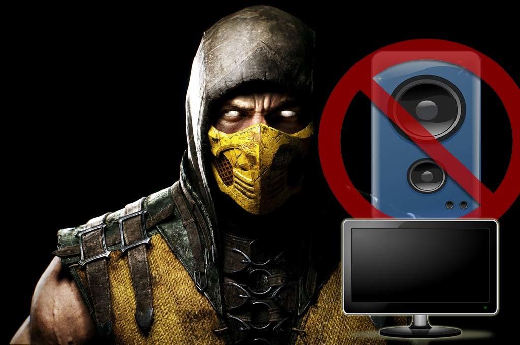 Mortal Kombat X No Sound