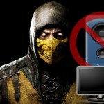 Mortal Kombat X No Sound and Black Screen fix