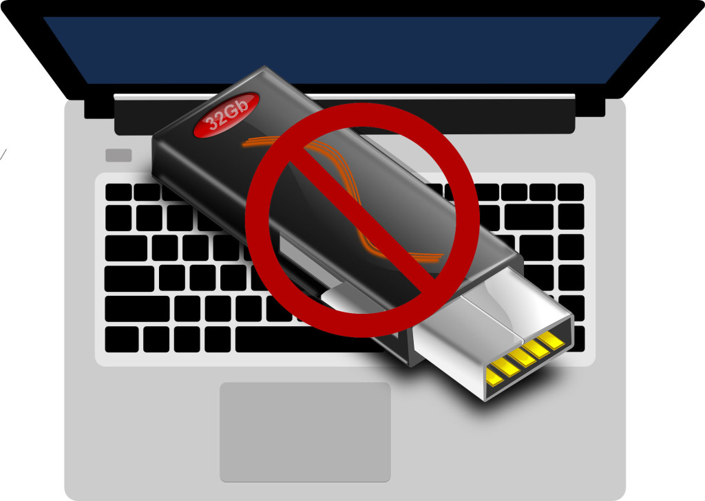 Pendrive not detected