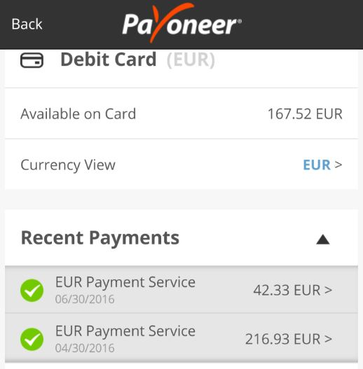 use Payoneer to collect Amazon UK Associates funds