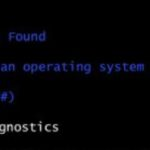 Boot device not found fix