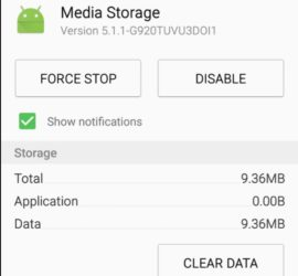 Android Phone not showing files on SD Card when connected to PC
