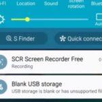 Blank USB storage fix
