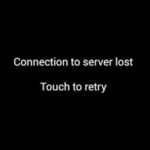 YouTube connection to server lost fix