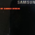 kernel is not Seandroid enforcing error fix