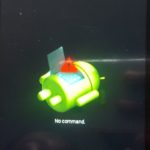 Android No Command