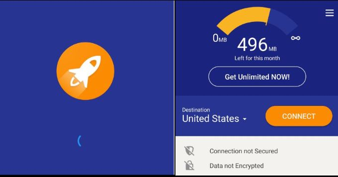 Best VPN and App lock for Android