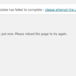 Jetpack for WordPress not updating and leaves site in maintenance mode fix
