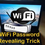 WiFi Password Revealer or revealing trick