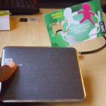How to open a Western Digital My Passport external Hard drive?