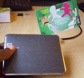 How to open a Western Digital My Passport external Hard drive
