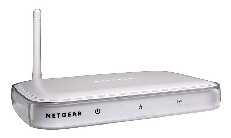 Can't log into Netgear router or set password