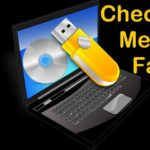 Fix Checking Media Fail Error on a Laptops
