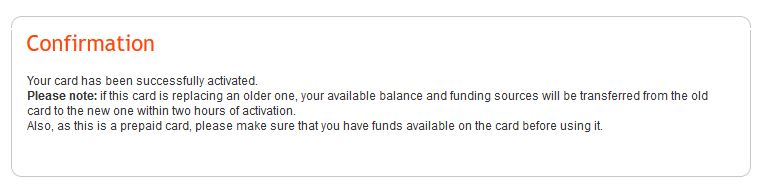 What happens to my Payoneer balance after I renew a expired Card