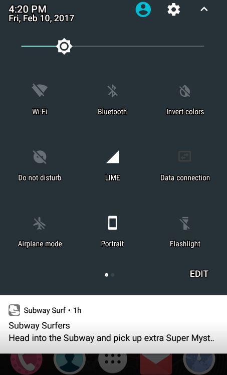 OUKITEL U7 Plus Android 7.0 Nougat Update