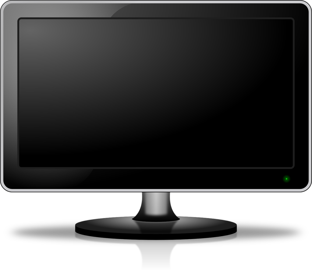 PC Screen turns black after startup