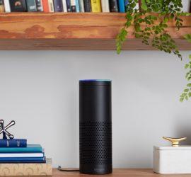 Automated Smart Home using Amazon Echo