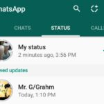 WhatsApp new status feature:Add multiple slides,post, delete,edit and control who sees them