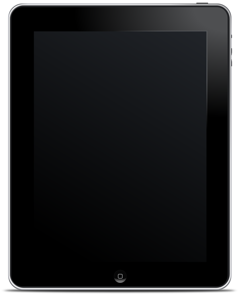 How to fix the Black Screen on a iPad