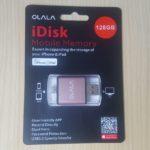 OLALA iDisk Mobile Memory for iPhone and iPad