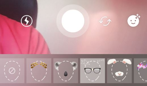 How to use Instagram Face Filters?
