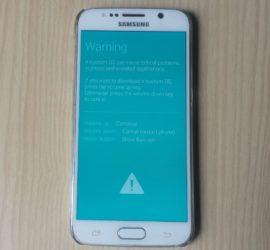 Restore Samsung Device Firmware with Smart Switch