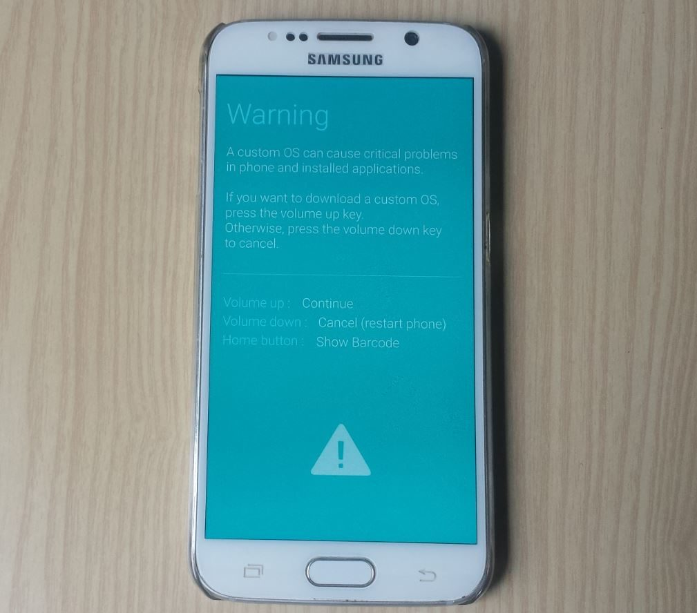 Easily Restore Samsung Device Firmware with Smart Switch