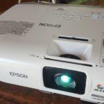 Epson Powerlite W29 Review